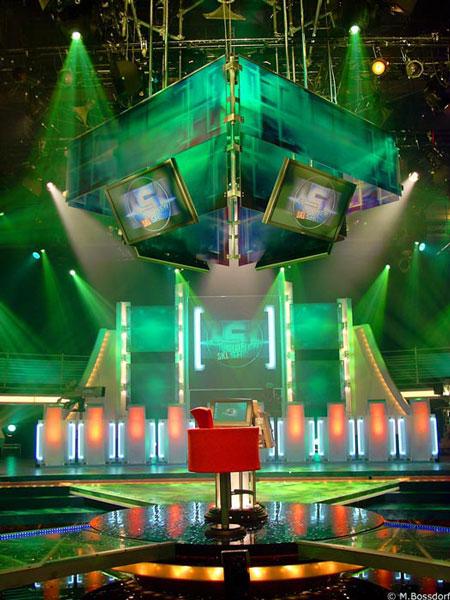 5 Mio SKL Show - green
