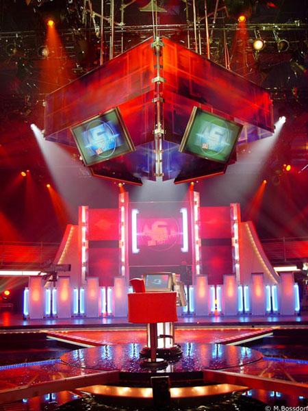 5 Mio SKL Show - red