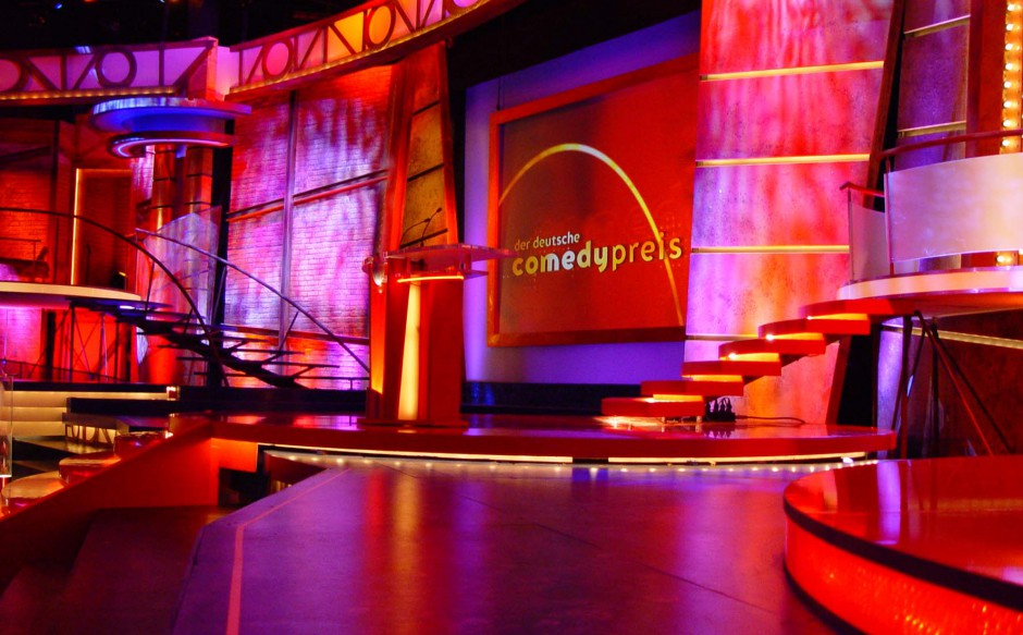 Deutscher Comedy Preis MMC Studios 007