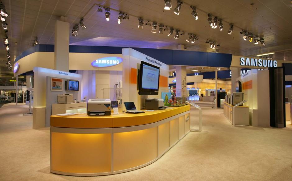 Samsung Cebot 2006 Halle 1 001