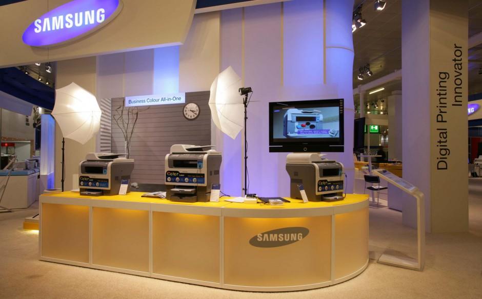 Samsung Cebot 2006 Halle 1 002