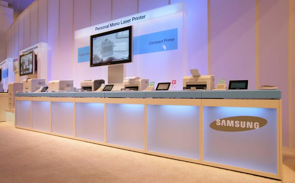 Samsung Cebot 2006 Halle 1 004