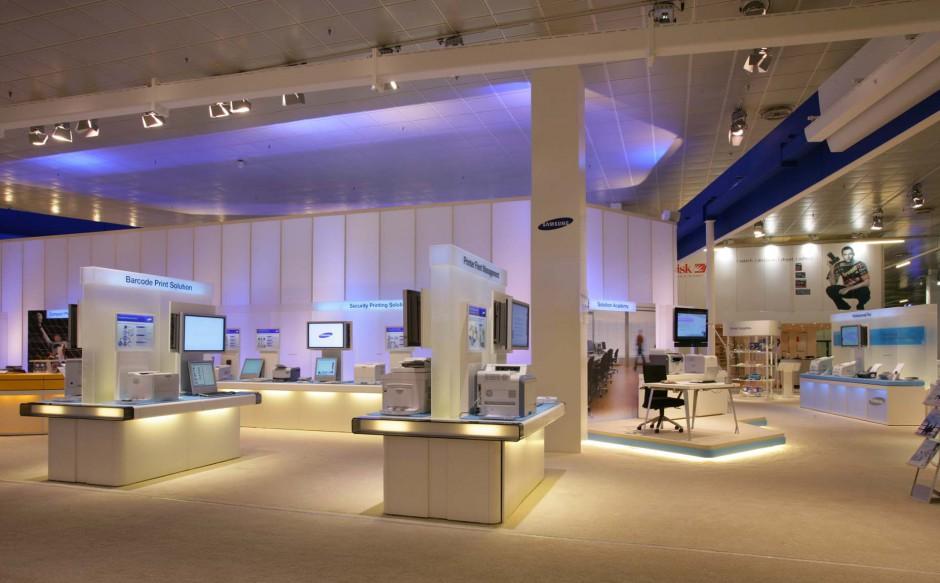 Samsung Cebot 2006 Halle 1 007