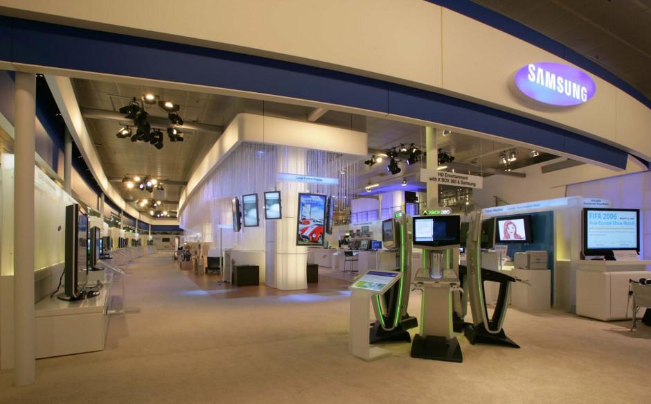 Samsung Cebot 2006 Halle 1 008