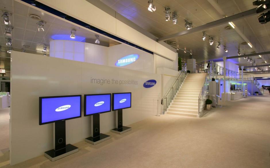 Samsung Cebot 2006 Halle 1 017