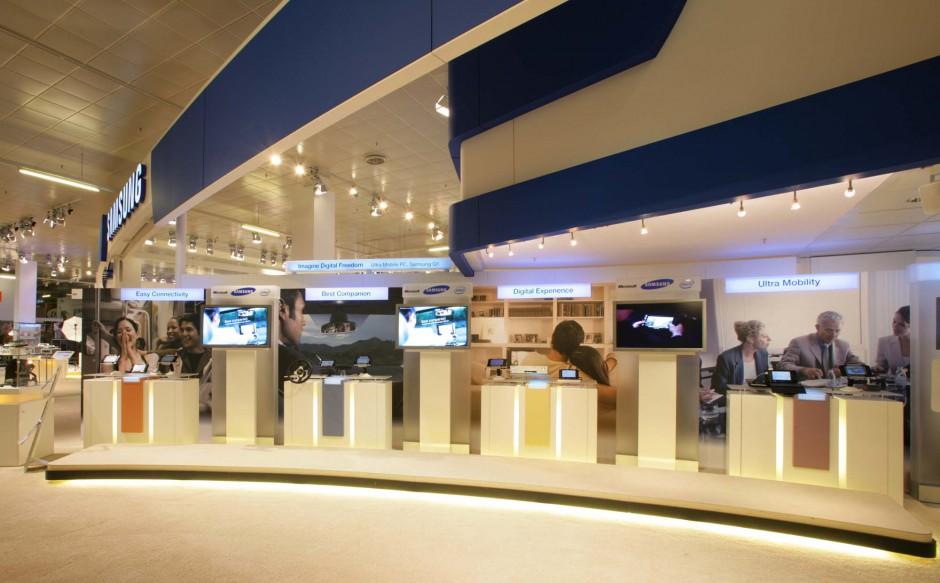 Samsung Cebot 2006 Halle 1 019