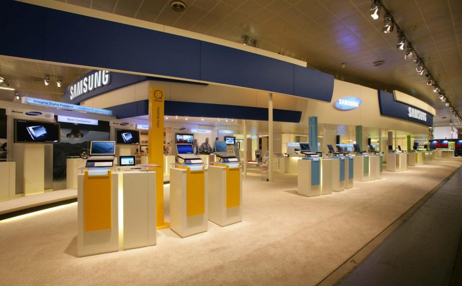 Samsung Cebot 2006 Halle 1 020