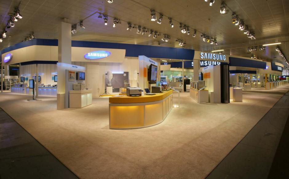 Samsung Cebot 2006 Halle 1 021