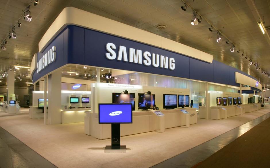 Samsung Cebot 2006 Halle 1 023