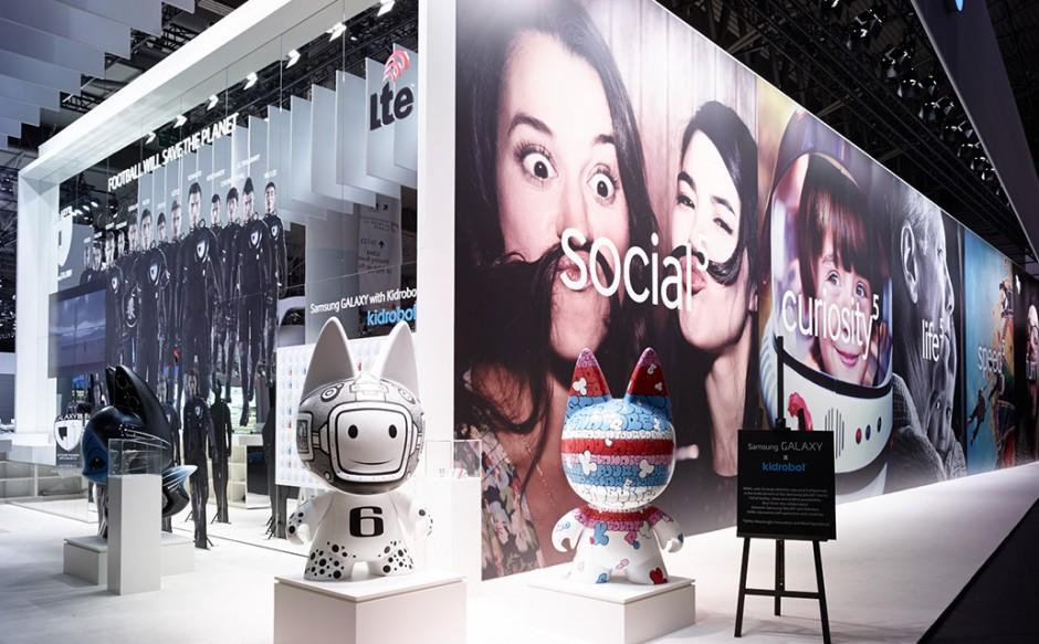 Samsung MWC 2014 001