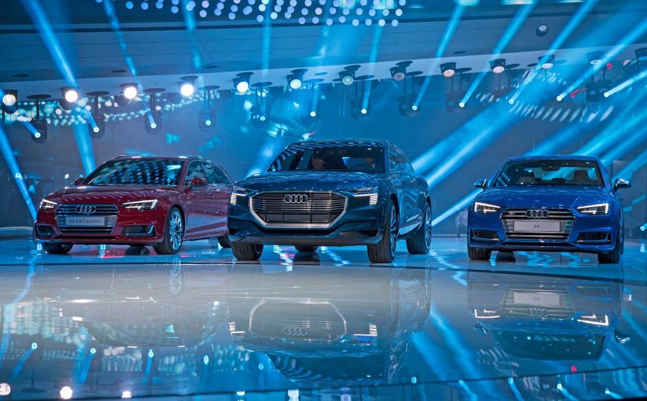 Audi IAA 2015 Pressekonferenz 002