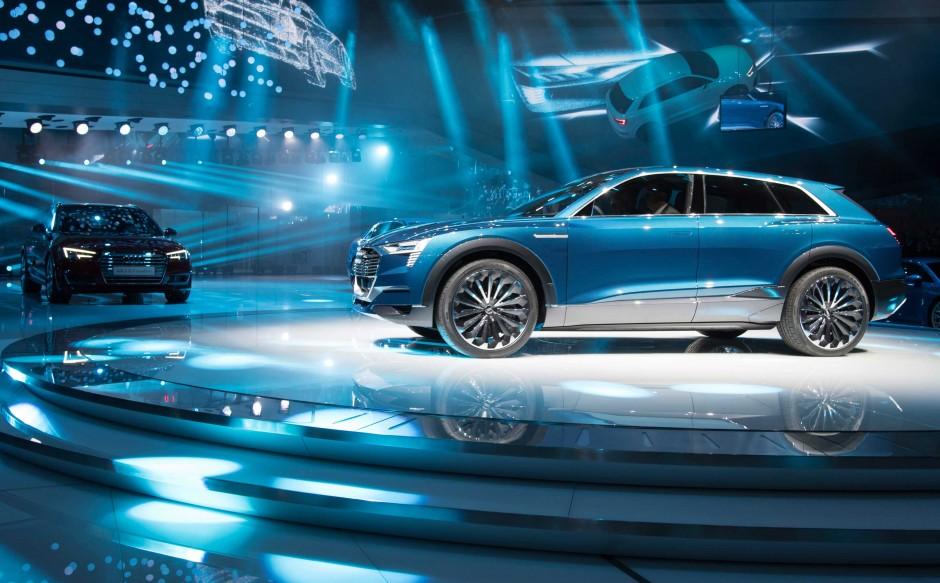 Audi IAA 2015 Pressekonferenz 005